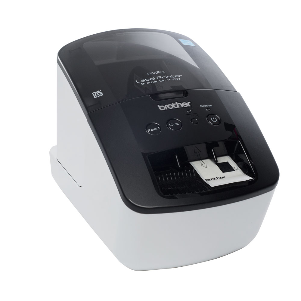 Clover Point of Sale System Label Printer
