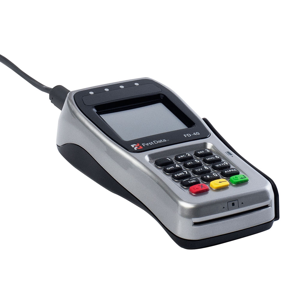 Clover Point of Sale System PIN Debit Pad