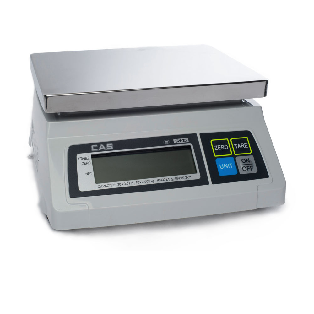 Clover Point of Sale System Weight Scale